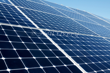 Photovoltaic Solar Panels, Cape Town, South Africa