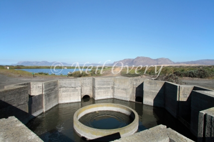 Strandfontein Sewage Works, Cape Town, South Africa
