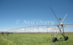 Irrigation System, nr. Cradock, Eastern Cape, South Africa