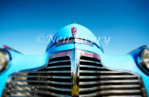 1940s Chevrolet Master DeLuxe
