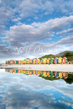 St. James Beach and Tidal Pool, Cape Town, South Africa