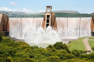 Wagendrift Dam, Estcourt,KwaZulu-Natal, South Africa.