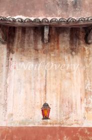 Lantern, Corfu, Greece